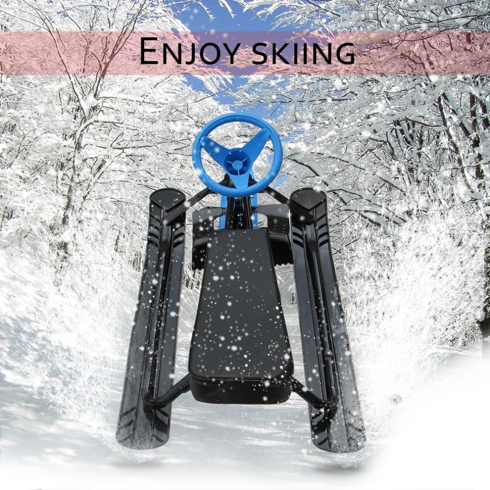 Snow Racer per uso domestico con una robusta slitta di sicurezza-6246