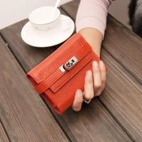 Bestbaoli Cowhide leather Women's Wallet Luxury Handbags Women Bags Designer Ladies Purse Clutch Card Holder Carteras Cuzdan Bag