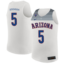 Free shipping NCAA 2018 Mens Arizona Wildcats Stanley Johnson 5 jerseyes  Tops Tank Tops Can be 7b39266fa522