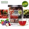 Tina de importación diosa luo té perfumado té de Frutas de mora dulces envío libre