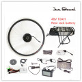 "Sales Promotional 48V10AH Electric Bike Kit With Rear Rack And Kettle Battery 350W/500W Motor For 26"" 27.5"" 28"" ebike Kit"