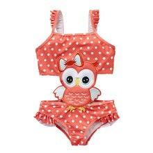 2019 Swimsuit Swimwear Girls Children Toddler Kids Girl Baby swimsuit baby girl cartoon Beachwear Bathing