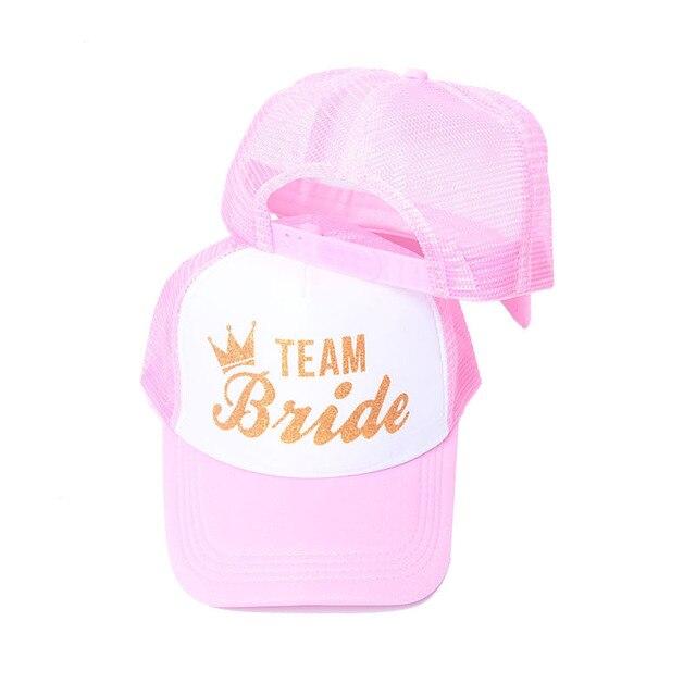 Women's Bride Team Baseball...