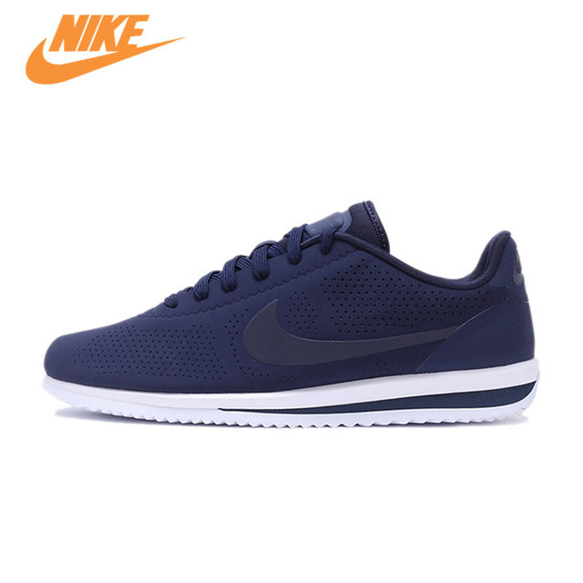 Original New Arrival NIKE CORTEZ ULTRA MOIRE Men's Light Comfortable  Skateboarding Shoes Sneakers Trainers