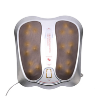 YihCare Physical Infrared Reflexology Foot Massager Electric Machine Automatic Roller Feet Care Massager Circulation Therapy SPA