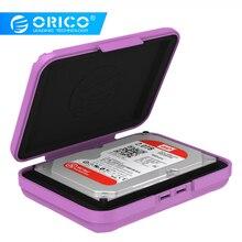 """ORICO PHX-35, простой защитный чехол для жесткого диска, чехол для 3,"""" HDD, водонепроницаемая функция(5 шт в посылка"""