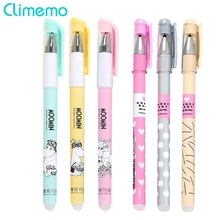 Climemo Cute Erasable Gel Pens For School & Office Supplies 3Pcs/Lot 0.38mm Magical Ink Kawaii Stationary Store Writing Tool