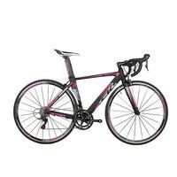 Richbit neue ultraleichte rennrad 18 geschwindigkeiten 9 getriebe kassette Kohlefaser Gabel Shimano 3500 700C Rennrad Rennrad