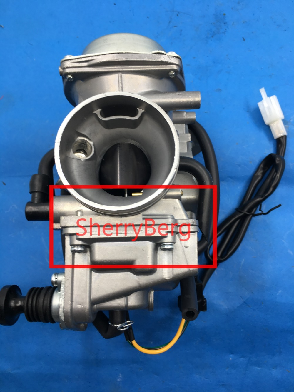 ФОТО NEW Carb Carburetor for Honda 400 TRX400 FW FOURTRAX FOREMAN 1995-2003 2000-2002  carburetor with electrical heater