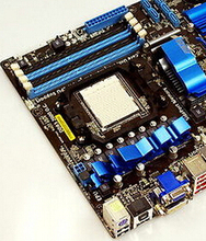 Motherboard for M4A88T-V EVO USB3.0 AM3 well tested working