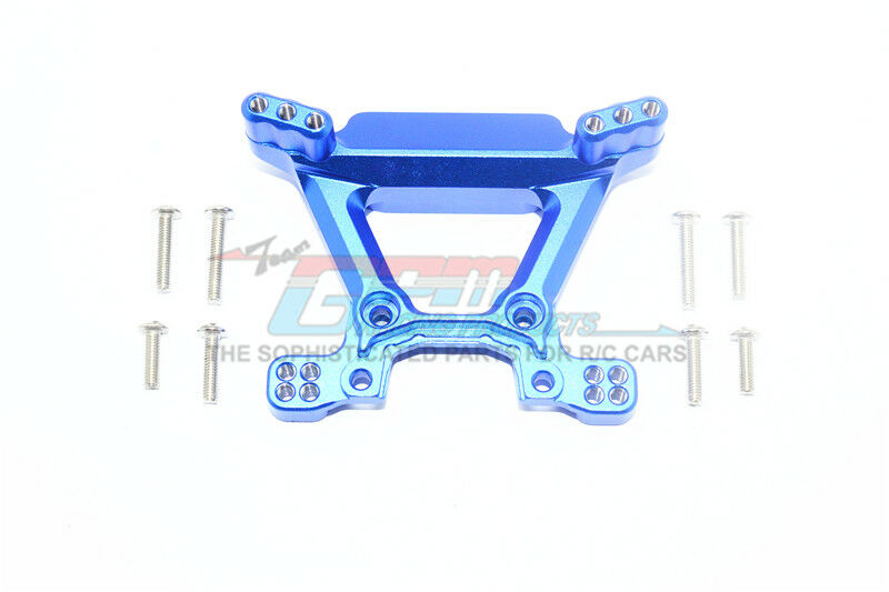 NEW STRC Traxxas Stampede Aluminum Front Skid Plate with Hardware Blue ST3623FB