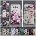 Для Samsung Galaxy Grand Prime Case G530 G531 G531H Мягкого Силикона телефон Case ТПУ Кожного Покрова Для Samsung G530 Роскошь Назад Случаях