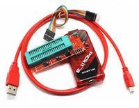 Free Shipping 1set PICKIT3 Programmer PIC ICD2 PICKit 2 PICKIT 3 Programming Adapter Universal Programmer Seat