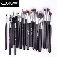 JAF 20 Pcs Set Brushes For Makeup Natural Hair Makeup Brush Set Professional Cosmetic Make Up