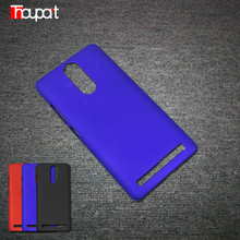 For Lenovo K5 Note Case Phone Bags Housing Frosted PC Rubber Paint Good touch feel Cover cases for Lenovo Vibe K5 Note Pro 5.5″