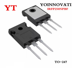 Image 1 - 100 개/몫 IRFP250NPBF IRFP250 IRFP250N N CHANNAL 200V 30A MOSFET TO 247 최고의 품질