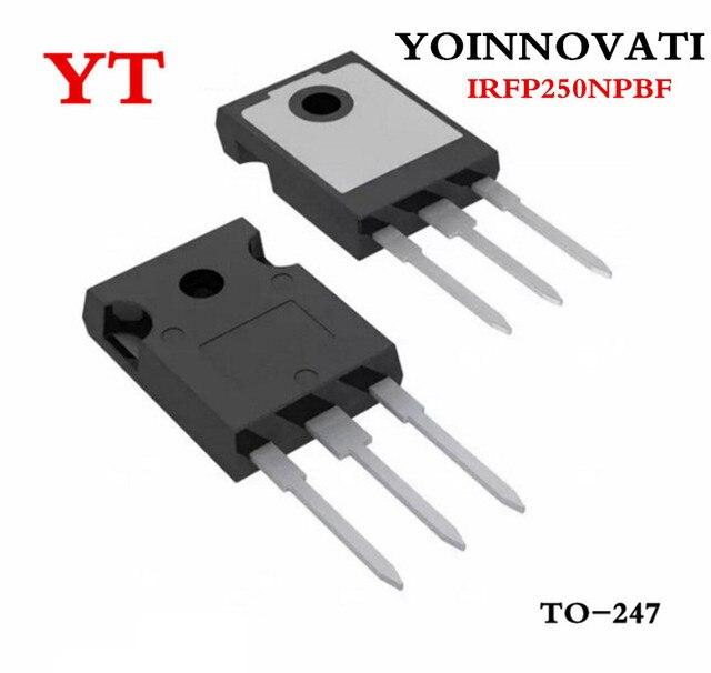 100 개/몫 IRFP250NPBF IRFP250 IRFP250N N CHANNAL 200V 30A MOSFET TO 247 최고의 품질
