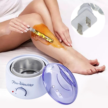 Portable Wax Electric Health Care body Hair Removal Skin Care Tool SPA Hands Feet Hair Removal Women Make Up Tools Hot Wax War