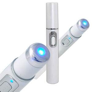 Image 2 - Lápiz de tratamiento láser para terapia de luz azul electrónica, eliminación de arrugas, acné, EMS, Blu ray