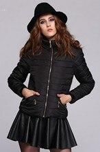 Новинка мода дамы полупальто зимний пуховик женщины зимнее пальто пиджак пальто женщин цвета из одежды 35