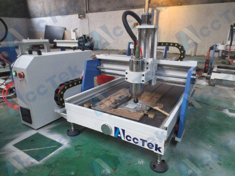 ACCTEK Good Qaulity Small Cnc Machine AKG6090 For Sale