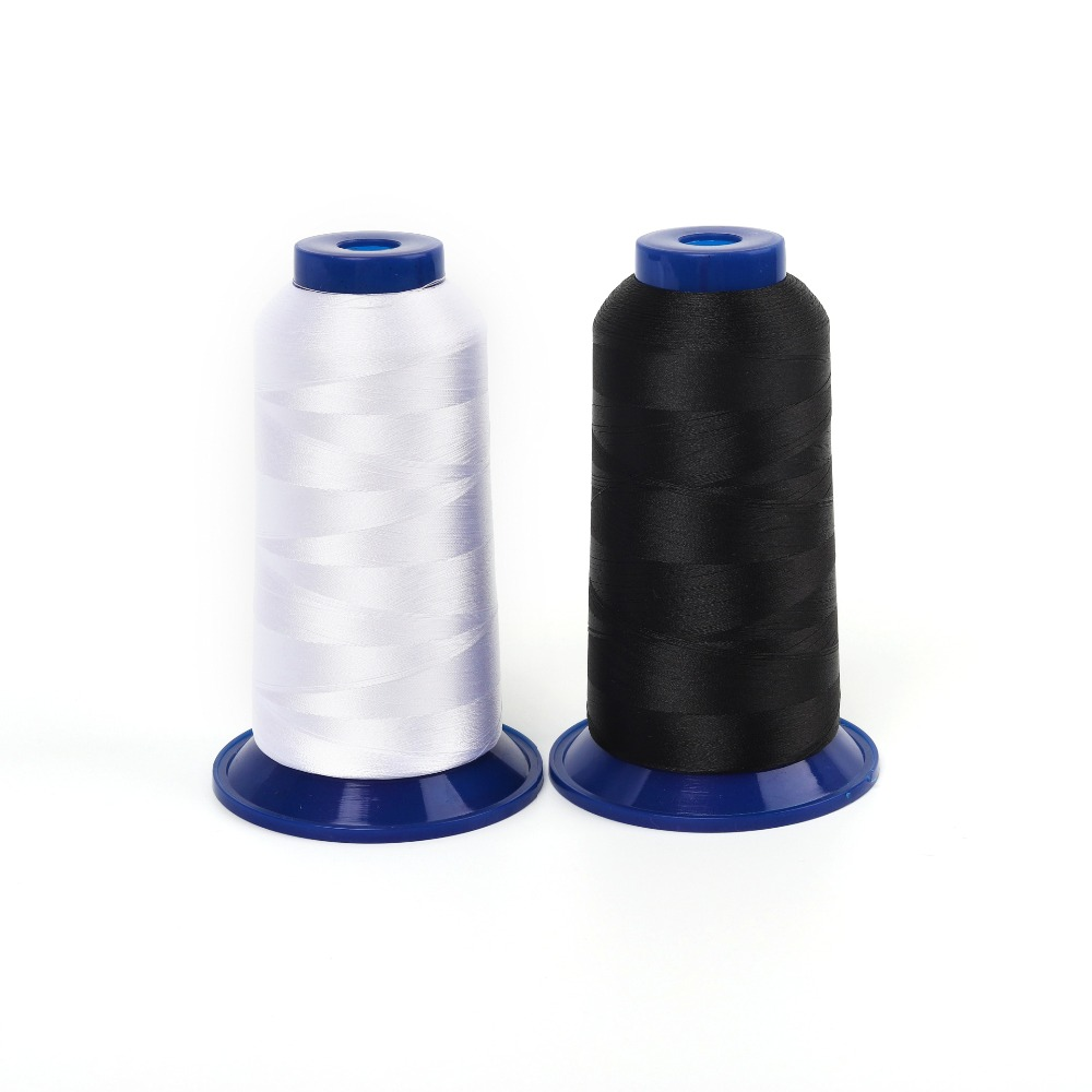 Threads MADEIRA Pre Wound /'L/' Style Black Polyester Embroidery Machine Bobbins