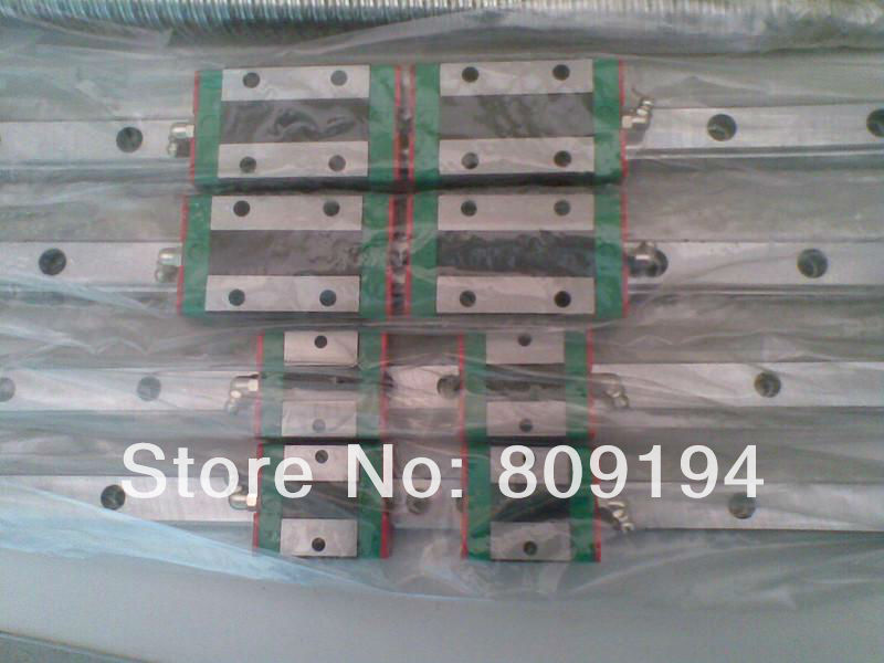 HIWIN MGNR 440mm HIWIN MGR9 linear guide rail from taiwan hiwin linear guide rail hgr15 from taiwan to 1000mm