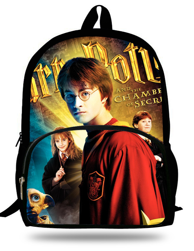 16 Inch Primary School Backpack Harry Potter Bag Kids Boys Children ...