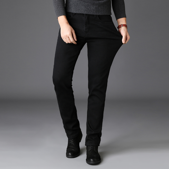 Men's Business Casual Style Jeans