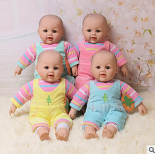 33CM Doll Silicone Reborn Doll Personalized Realistic Reborn Baby Doll Simulation Reborn Babies Children Christmas Gift