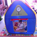Kids Play Tent Hut Outdoor Indoor Fun Play Big Tent Playhouse Pop Hut Play Pool Large Size Children Toy Tents