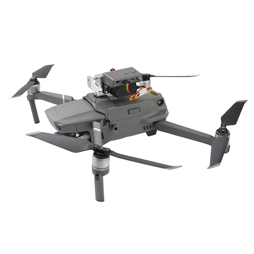 Drone Clip Payload Delivery Drop Transport Device Professional Drone Accessories For DJI MAVIC 2 Pro/Zoom Throwing deviceDrone Clip Payload Delivery Drop Transport Device Professional Drone Accessories For DJI MAVIC 2 Pro/Zoom Throwing device
