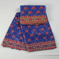 HL Wholesale Price African Lace Fabric African Bazin Riche Fabric High Class Bazin Riche Getzner With