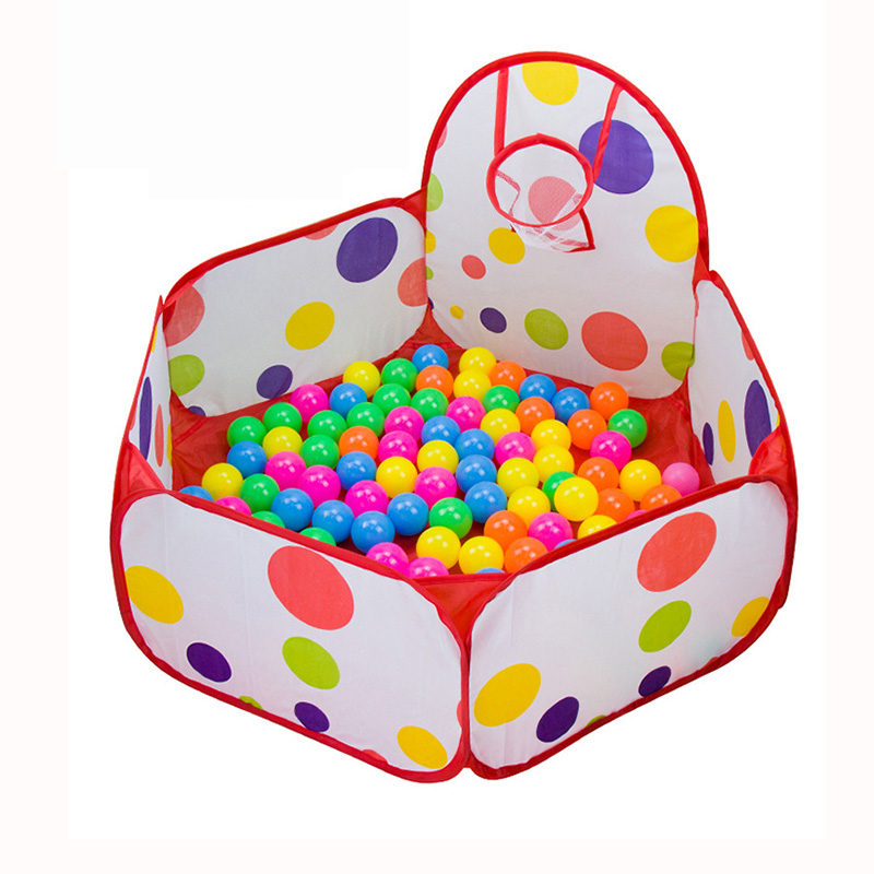 100 pcs/lot Colorful Ball Soft Plastic Ocean Ball Pool Funny Baby Kid Swim Pit Toy Water Pool Ocean Wave Ball Dia 5.5cm