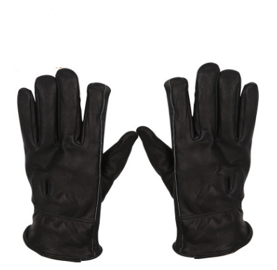 The first layer of cow leather driver gloves insulated and thickened welder gloves catalog of teratogenic agents first edition