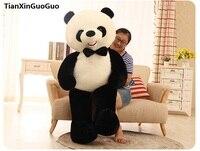 Мягкая игрушка Огромный 150 см прекрасной бабочкой панды Плюшевые игрушки Мягкая кукла обниматься подарок на день рождения b2742