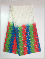 New Arrival And New Design African Printed Flowers Lace Mesh Lace Good Quality Cheap For Party