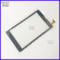 Novo painel de Toque Para 7 polegada Navitel T500 3G Tablet tela de toque Capacitivo painel Digitalizador Substituição do Sensor de Parte