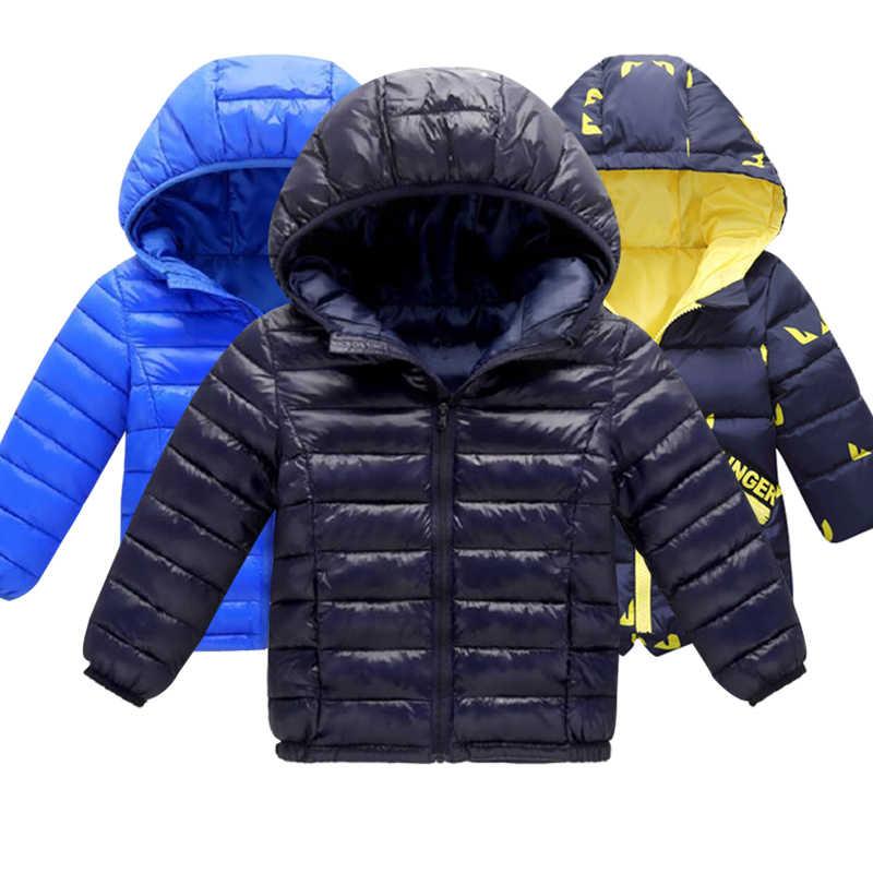 От 3 до 11 лет, Новая Модная хлопковая зимняя спортивная куртка и верхняя одежда для мальчиков и девочек детская хлопковая стеганая куртка зимнее теплое пальто для мальчиков и девочек