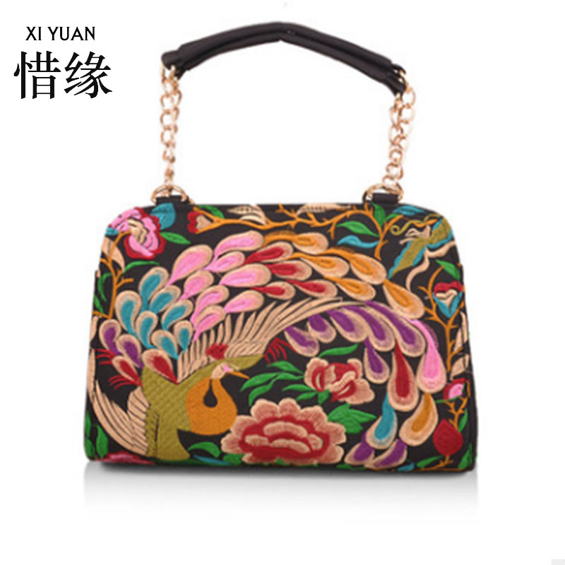 Xiyuan Brand Succinct And Luxury New Arrival Retro Embroidery Hand