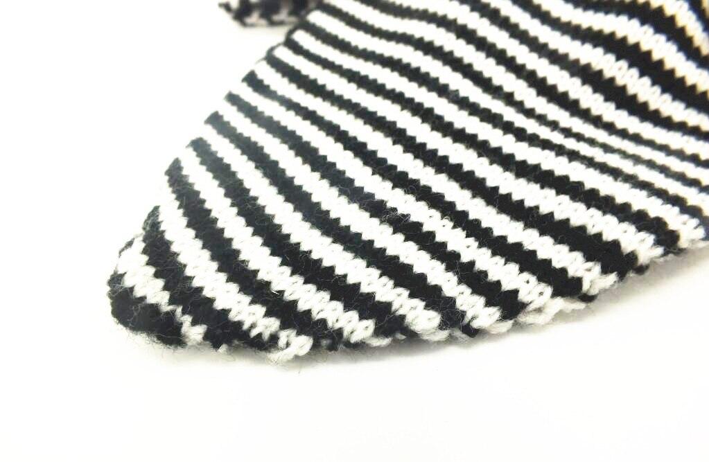 Marca Invierno Mujeres Círculo Crochet Bufanda Infinito Loop Bufanda ...