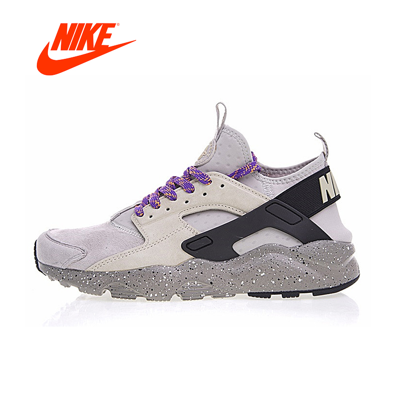 Original New Arrival Official NIKE Air Huarache Wallace Four Generations Running Shoes Women Classic breathable shoes outdoor
