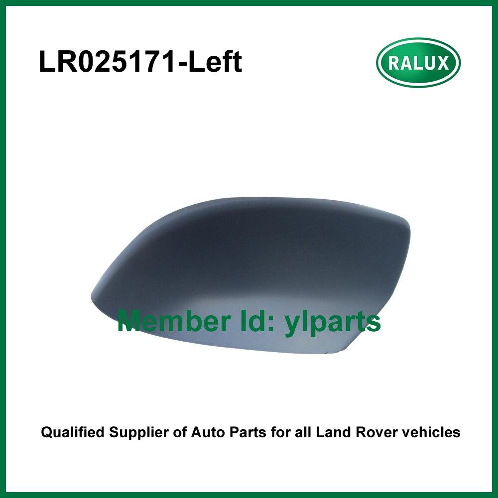 Lr025171 vendedora superior izquierdo auto cubierta de la carcasa del espejo par