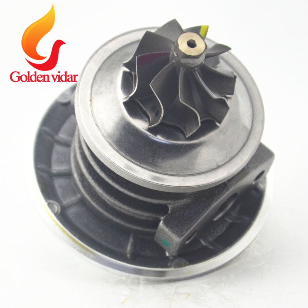 купить Balanced GT1544S turbo charger cartridge 454064 for VW T4 Transporter 1.9 TD 68 HP ABL - 028145701L turbine repair kit core assy онлайн