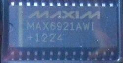 1PCS LOT MAX6921AWI MAX6921A MAX6921 SOP28 IC