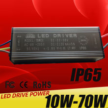 Светодиодный драйвер 10 Вт 20 30 50 70 адаптер освещения источник