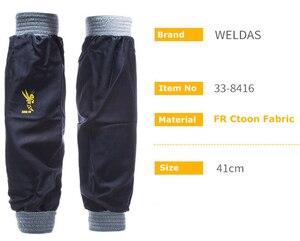 Image 4 - Flame Retardant Welder FR Cotton Welding Sleeves