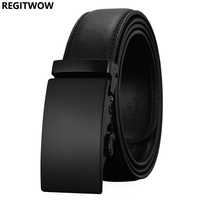 2015 Men S Fashion Personality Atmosphere A New Automatic Buckle Belts Belt For Men Leather Belt