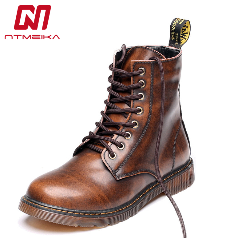 2019 الفاخرة الرجال الأحذية زائد حجم 35 47 جودة عالية الرجال اليدوية مريحة الرجعية تشيلسي الأحذية حقيقية أحذية من الجلد-في أحذية برقبة أساسية من أحذية على  مجموعة 1