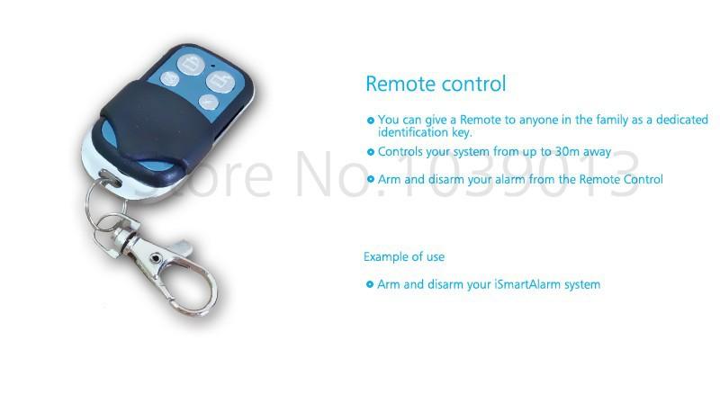 Remote control-g500